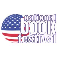 Logo for the National Book Festival